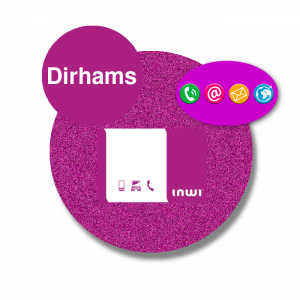 Recharge Inwi Dirhams