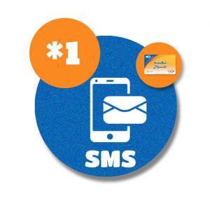 recharge en ligne sms  Maroc telecome par Paypal
