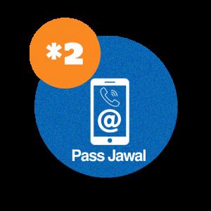 recharge en ligne maroc telecom par paypal Pass Jawal Voix + Data