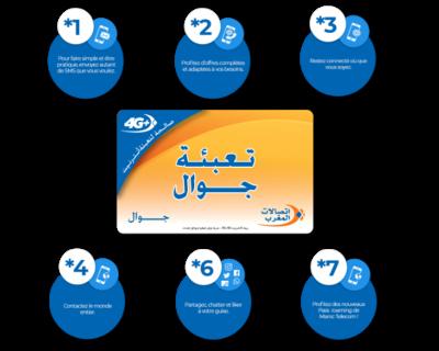 recharge en ligne maroc telecom paypal