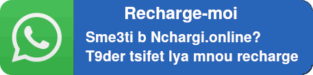recharges rapide iam inwi orange